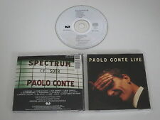 Paolo Conte/Live (Cgd/Teldec 2292-46432-2) CD Album