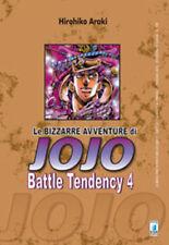 Manga - Star Comics - JoJo - Battle Tendency 4 - Nuovo !!!