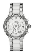 DKNY Armbanduhren aus Edelstahl mit Chronograph
