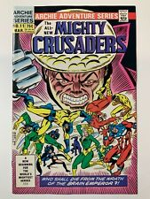 The Mighty Crusaders #11  (1983)