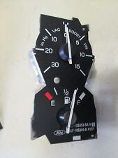 NOS 1993 FORD THUNDERBIRD SUPER COUPE FUEL & BOOSTER GAUGE