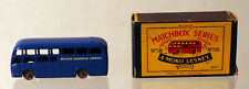 DTE LESNEY MATCHBOX REGULAR WHEELS 58-1 BEA COACH FIRST ISSUE DECAL W/KGPW/CA