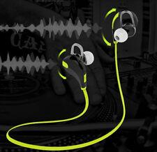 Wireless Bluetooth Headset Sport Stereo Headphone Earbud For iPhone/iPad Samsung