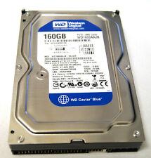 """160GB PATA IDE HDD Western Digital WD Caviar Blue WD1600AAJB IDE 8MB Cache 3,5"""""""