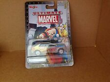 MAISTO ULTIMATE MARVEL DIE-CAST COLLECTION Thor Cadillac Vizon #11