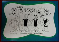 POPEYE - Individual Card #96 - THE CONSTRUCTION OF POPEYE