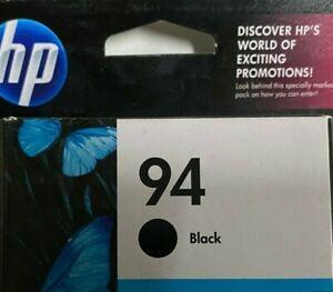 Genuine HP 94- Black Ink Cartridge