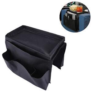 6 Pocket Sofa Storage Bags Armrest Organiser Couch Sofa TV Remote Control Holder