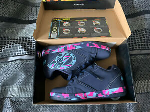 Heelys Kids Propel 2.0 Black/Pink UK Size 7