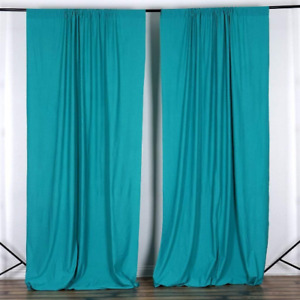 10 ft x 10 ft Polyester Photography Backdrop Drapes/Curtains Panels