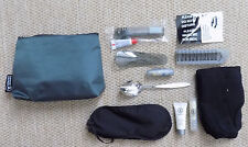 New Turkish Airline Business Class Amenity Bag. Right Size. 11 Items Included!