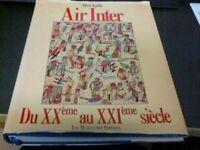 Air inter du XXeme siecle. [Reliure inconnue] by