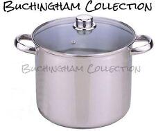 Buckingham Stainless Steel Saucepans & Stockpots