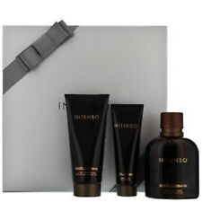 DOLCE & GABBANA INTENSO Set Eau de Parfum EDP, 4.2 oz + Shower Gel + After Shave