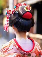 GEISHA JAPANESE HAIR ASIAN WOMAN GIRL ART PRINT POSTER PICTURE BMP2098A