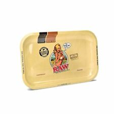 Raw Plateau pour Rouler Extra Petit 17.8cm X 12.7cm Simple - Lady