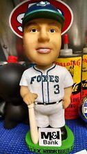 2002 Alex Rodriguez Bobblehead Appleton Foxes M&I Bank Rattlers SGA Yankees