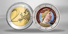 Pièce de monnaie 2014 Lettonie COULEUR