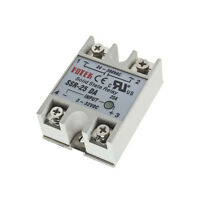 10X Output 24V-380V 25A SSR-25 DA Solid State Relay PID Temperature Controller