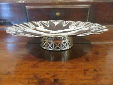 BEAUTIFUL STUDIO SOLID SILVER BOWL BY FRANCIS MADELINE BELL 1953 FULL HALLMARKS