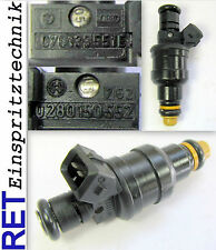 Einspritzdüse BOSCH 0280150552 Audi 80 A 4 077133551E gereinigt & geprüft
