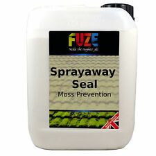 Sprayaway Seal, prevent moss  - Moss Prevention - 5 Litres