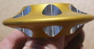 "Art Bros Racing 1"" threaded fork lock 100% American made fits cook jmc hutch gt"