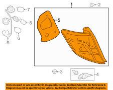 TOYOTA OEM 12-14 Yaris-Taillight Tail Light Lamp Assy Left 8156152760