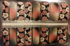 Color Nail Polish Strips, 16ct. Fall Florals