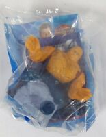 2005 Burger King Kid Meal Fantastic 4 Thing Figure Sound Clapping Action Toy