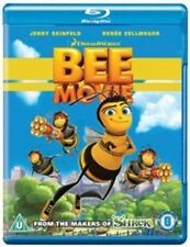 Bee Movie 5051368204055 Blu-ray Region B
