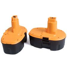 2 Pack 2.0AH 18V VOLT BATTERY FOR DEWALT XRP DC9096 DE9095 DW9095 DC9099 Drill
