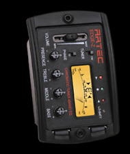 ARTEC EDGE-Z ACOUSTIC GUITAR PREAMP PICKUP KIT WITH PP607 ONBOARD TUNER