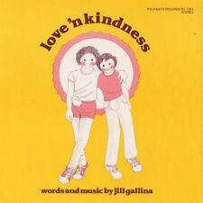 Jill Gallina - Love 'N Kindness [New CD]