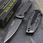"""6.25"""" TAC FORCE TITANIUM SPRING ASSISTED FOLDING POCKET KNIFE Blade Open Assist"""