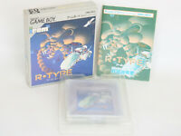R Type I 1 R-Type Ref/1701 Game Boy Nintendo Japan gb