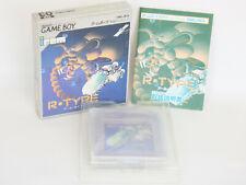 R Type I 1 R-Type Ref/1701 Game Boy Nintendo Japan gb