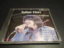 """CD """"JULIEN CLERC : LA CAVALERIE"""" collection Preferences"""