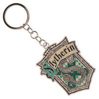 Bioworld - Harry Potter - Slytherin House Metal Keychain