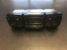 MERCEDES BENZ W220 S-CLASS AIR CONDITIONING HEATER CONTROL UNIT PANEL 2208300185