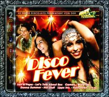 Chart Boxx Disco Fever 40 Super Hits 2 CD Box