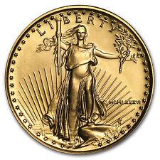 1986 1/4 oz Gold American Eagle Coin