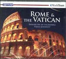 Rome & The Vatican, World Tours, Video Journey, PC MAC