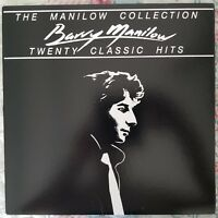 BARRY MANILOW - The Manilow Collection, 20 Classic Hits - Arista - AL 9-8274 -NM