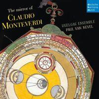 HUELGAS ENSEMBLE - CLAUDIO MONTEVERDI   CD NEW
