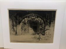 More details for andrew fairborn affleck etching