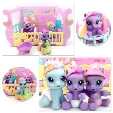 ⭐️ Mon petit poney ⭐️ G3 Rainbow Dash salle pépinière Playset & accessoires mignons!