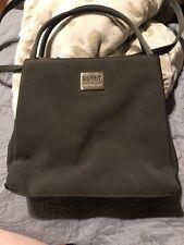 Vintage Esprit Olive Green Mini Bag Crossbody Purse