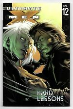 ULTIMATE X-MEN VOL.12 HARD LESSONS / MARVEL COMICS V.O ANGLAIS
