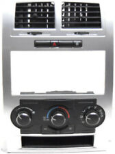08 09 10 Dodge Charger Chrysler 300 Climate Control W/Bezel Silver